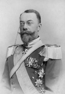 Fürst Christian Kraft zu Hohenlohe-Oehringen (Deutsch)