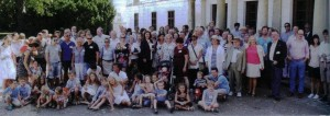 Familientag der Széchenyis in Sopron