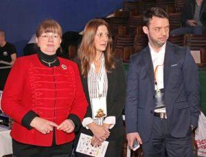 VIP vendégek voltunk a Gerevich Aladár Nemzeti Sportcsarnokban