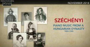 """Új """"SZÉCHÉNYI-CD"""" jelent meg / Die neue """"SZÉCHÉNYI-CD"""" ist bei Grand Piano erschienen!"""