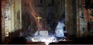2019 Húsvétja  a Notre Dame nélkül