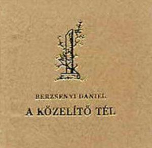 Az elégia változatai Berzsenyi Dániel költészetében