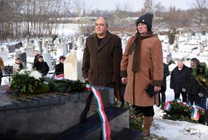 Felújították Berzsenyi Dániel niklai síremlékét