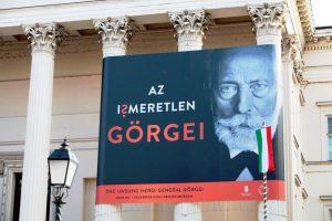 A Magyar Nemzeti Múzeumban a Görgei kiállítás megnyitóján jártunk