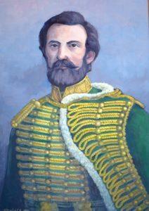 Emlékezzünk Berzsenyi Lénárd 1848-as huszár ezredesre, születésének 214-ik évfordulóján